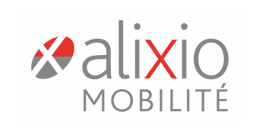 Alixio Mobilité Logo
