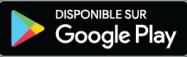 Google Play Logo Bouton